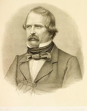 Ferdinand Stadler - Ferdinand Stadler, lithograph