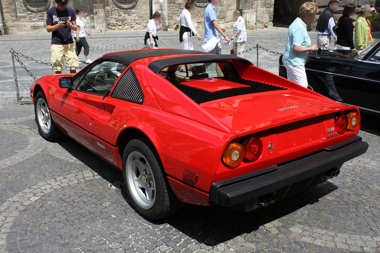 Ferrari Enzo Toy Race Car