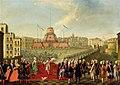 Festeggiamenti per il matrimonio di Ferdinando IV e Maria Carolina d'Austria, Napoli 1768.jpg