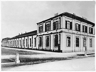 Fiat S.p.A. - Corso Dante plant