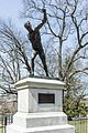 Fighting Gladiator, Roger Williams Park, Providence, Rhode Island.jpg