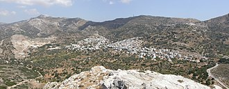 Filoti - Image: Filoti Naxos Greece 2005081713261NP0002