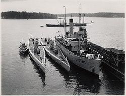 Finnish submarines