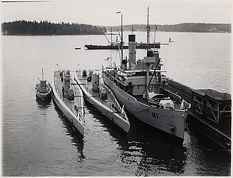 Finnish Navy - Finnish ''Vetehinen''-class submarines