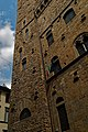 Firenze - Florence - Via del Proconsolo - View NE on the Bargello & Volognana Tower 1256-1332 I.jpg