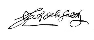 Diego de Losada - Image: Firma Diego de Losada
