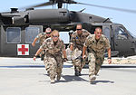 First Air Cavalry, German medical personnel conduct joint training in Afghanistan DVIDS436484.jpg