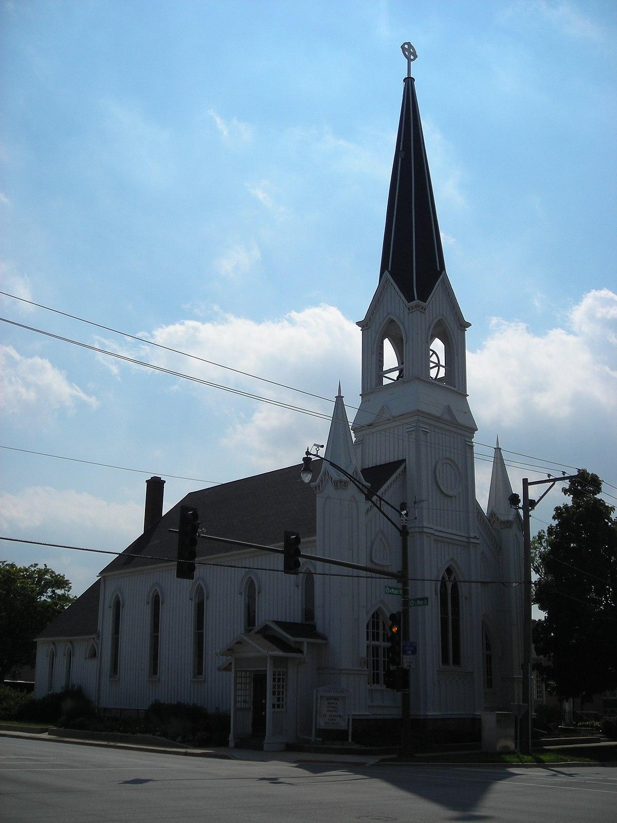 Maple Street Chapel Wikipedia