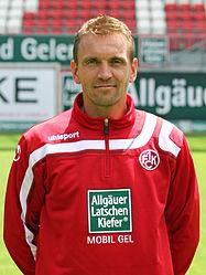 Fitnesstrainer Oliver Schäfer