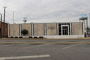 Fitzgerald, Georgia - Fitzgerald Post Office