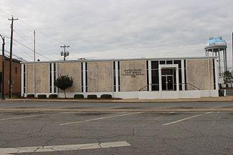 Fitzgerald, Georgia - Fitzgerald Post Office