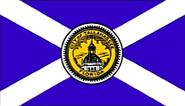 Flag of Tallahassee, Florida