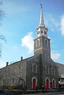 Flatbush Reformed Dutch Church Complex United States historic place