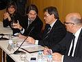 Flickr - Convergència Democràtica de Catalunya - Últim Comitè Executiu Nacional de CDC abans del XVI Congrés del partit. Alòs, Pujol, President Mas i Corominas.jpg