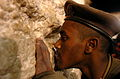 Flickr - Israel Defense Forces - Ethiopian-Israeli Soldier at the Western Wall.jpg