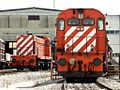 Flickr - nmorao - Locomotivas 1550, Poceirão, 2008.08.31.jpg