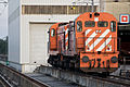 Flickr - nmorao - Locomotivas 1550, Poceirão, 2009.11.12.jpg