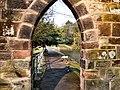 Flickr - ronsaunders47 - Newton Park archway.jpg