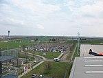 Flughafen LeipzigHalle, Blick nach Kursdorf (7).jpg