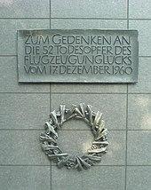 1960 Munich C-131 crash - Wikipedia