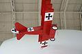 Fokker Dr.I Below EASM 4Feb2010 (14599246555).jpg