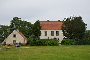 Fole - Image: Fole prästgården 01