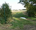 Footpath to the Grantham Canal - geograph.org.uk - 1039711.jpg