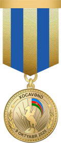 For the liberation of Khojavend medal.png