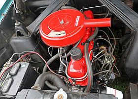 ford 170 special six engine in a falcon jpg