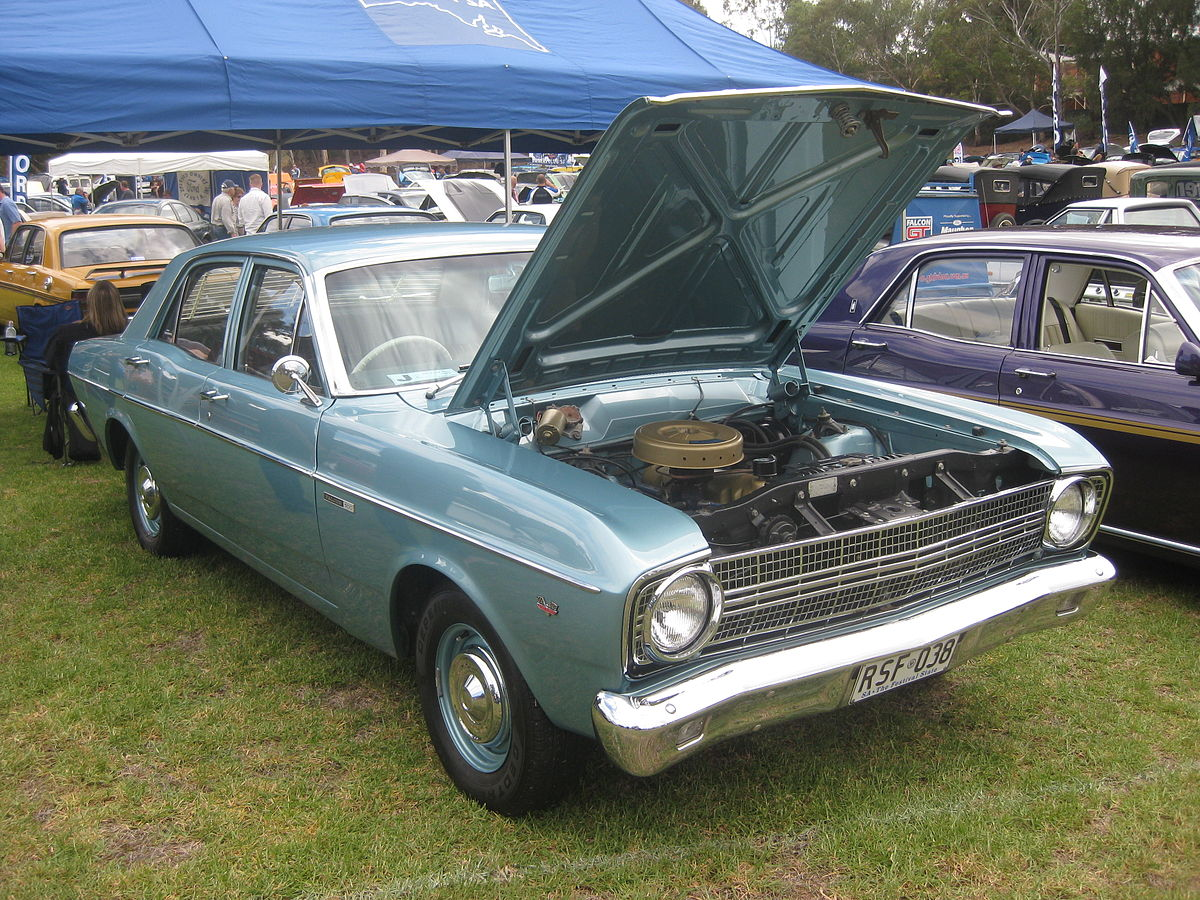 Ford Falcon Xr Wikipedia Fg Ute Wiring Diagram