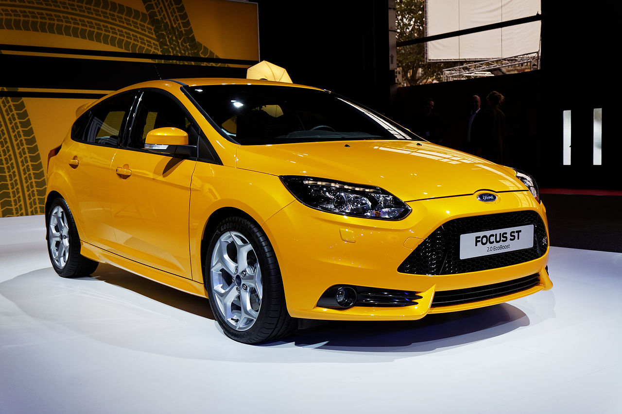 Fast Affordable Ford Cars