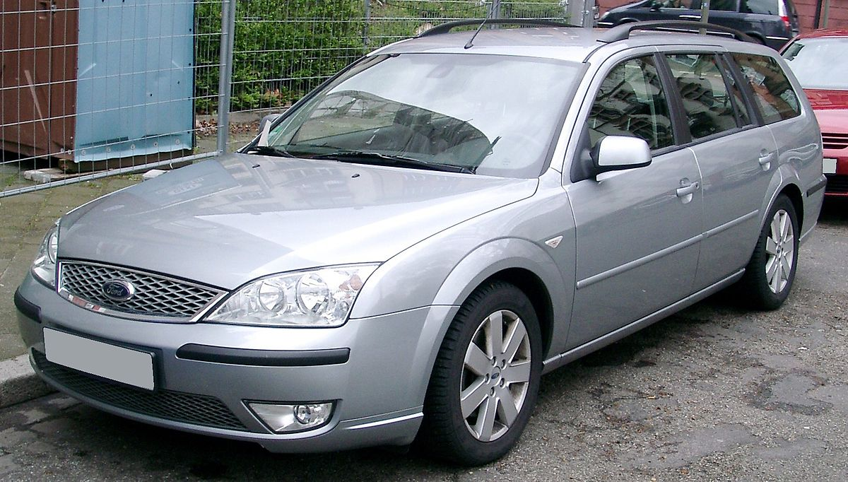 ford mondeo second generation wikipedia. Black Bedroom Furniture Sets. Home Design Ideas