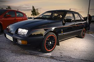 ford sierra 1986 купе