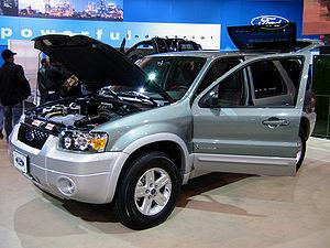 Ford escape hybrid wiki