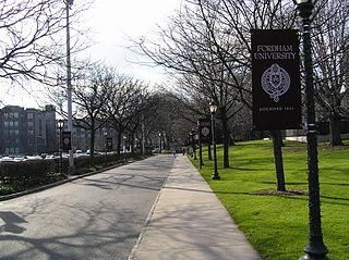 Campuses of Fordham University