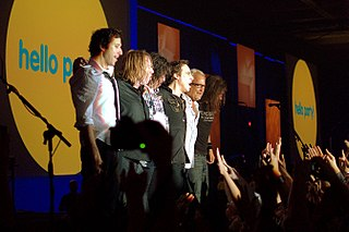 Foreigner (band) rock band from America and England