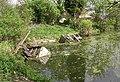 Former Mill Dam - off Lowtown - geograph.org.uk - 413783.jpg