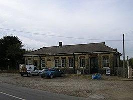 Former Station Building, Little Bytham - geograph.org.uk - 1627558.jpg
