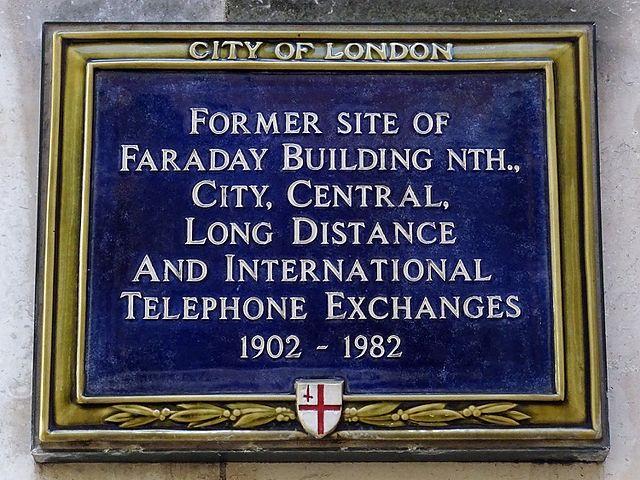 Photo of Blue plaque № 42540