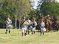 Fort Lytton Re-enactment Band and Horses.jpg