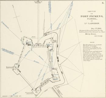 Fort Pickens - Wikipedia