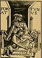 Fortunatus Titelbild der Ausgabe 1509 (Augsburg).jpg