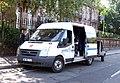 Fourgon Ford Transit CRS VII - 35 à Strasbourg.JPG