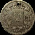 France 5 francs 1824-A.png