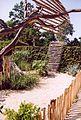 France Loir-et-Cher Festival jardins Chaumont-sur-Loire 2003 Jardin des ganivelles.jpg