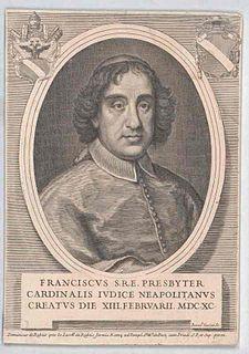 Francesco del Giudice 18th-century Roman Catholic cardinal
