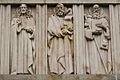 Francisco Franco Friso dos Apóstolos Igreja N S Fátima 1a.JPG
