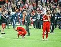 Franck Ribery Arjen Robben Jupp Heynckes Bastian Schweinsteiger.jpg