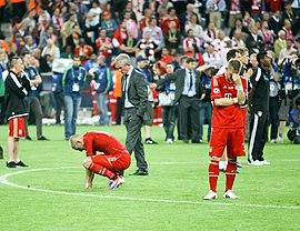 Футбол бавария челси финал лиги чемпионов