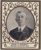 Frank C. Bancroft, Cincinnati Reds, baseball card portrait LCCN2007683739.tif